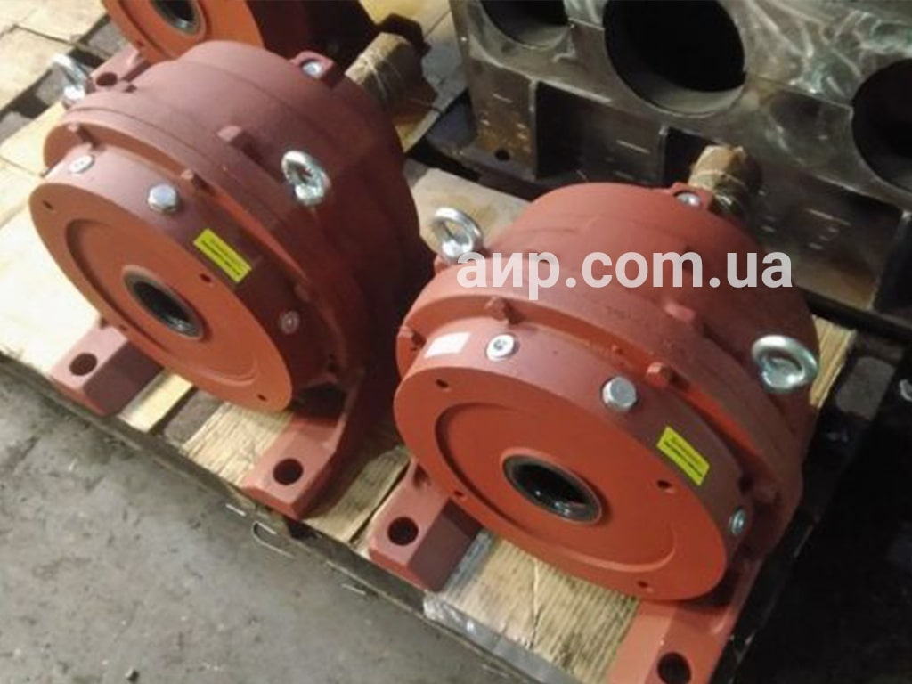 ЗМП-100 редукторная часть без двигателя